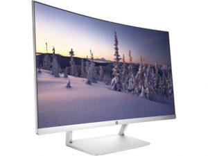 LCD monitor HP